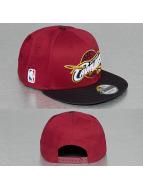 New Era Snapback NBA Team Cleveland Cavaliers 9Fifty rouge