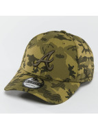 New Era Snapbackkeps Seasonal Camo Atlanta Braves9Forty kamouflage