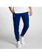 New Era Spodnie do joggingu Border Edge II LA Dodgers niebieski