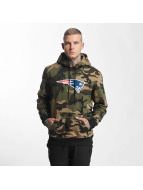 New Era Sudadera Woodland New England Patriots camuflaje