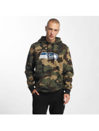New Era Sudadera Woodland Seattle Seahawks camuflaje
