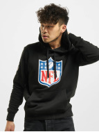 New Era Sudadera Team Logo negro