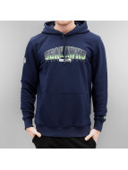 New Era Sweat à capuche NFL Fan Seattle Seahawks bleu