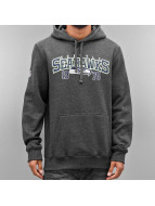 New Era Sweat à capuche Team Wordmark Seattle Seahawks gris