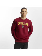 New Era Sweat & Pull Tip Off Cleveland Cavaliers rouge