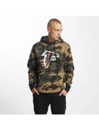 New Era Sweat capuche Woodland Atlanta Falcons camouflage