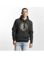 New Era Sweat capuche Two Tone Pop Pittsburgh Steelers gris