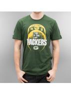New Era T-paidat NFL Cap Classic vihreä