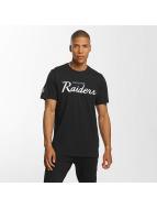 New Era T-Shirt Oakland Raiders black