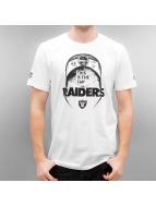 New Era T-Shirt Cap Classic blanc