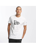 New Era T-Shirt Originators Flag blanc
