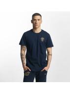 New Era T-Shirt Tip Off Cleveland Cavaliers Chest bleu