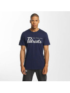 New Era T-Shirt New England Patriots blue