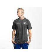 New Era T-shirt Tech Series Oakland Raiders grå