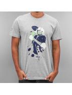 New Era T-Shirt NFL Quarterback Splash Seattle Seahawks gray