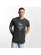 New Era T-Shirt Two Tone Pop Minnesota Vikings gray
