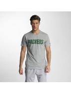 New Era T-Shirt Team App Green Bay Packers Classic grey