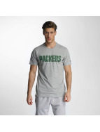 New Era t-shirt Team App Green Bay Packers Classic grijs
