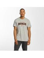New Era t-shirt NFL Ultra Fan Denver Broncos grijs