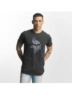 New Era T-Shirt Two Tone Pop Minnesota Vikings gris