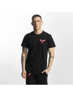 New Era T-Shirt Chicago Bulls noir