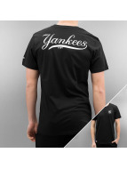 New Era T-Shirt Team Apparel NY Yankees schwarz