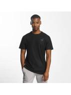 New Era T-Shirt Stealth NY Yankees schwarz