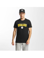 New Era T-Shirt NFL Ultra Fan Pittsburgh Steelers schwarz