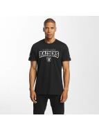 New Era T-Shirt NFL Ultra Fan Oakland Raiders schwarz