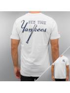 New Era T-Shirt MLB NY Yankees Pop weiß