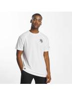New Era T-Shirt Stealth weiß