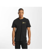 New Era t-shirt NFL Pennant Pittsburgh Steelers zwart