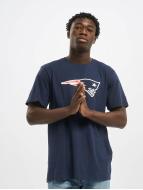 New Era T-shirtar Team Logo New England Patriots blå