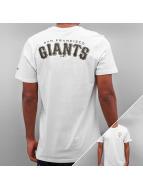 New Era T-Shirts MLB Pop BK Script San Francisco Giants beyaz