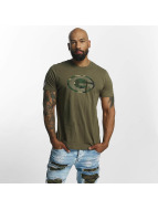 New Era T-shirts NFL Camo Green Bay Packers oliven