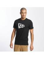 New Era T-Shirty Originators Flag czarny