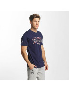 New Era T-Shirty NFL Ultra Fan New England Patriots niebieski