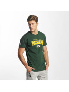 New Era T-Shirty NFL Ultra Fan Green Bay Packers zielony