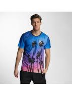 New Era T-skjorter West Coast LA Dodgers mangefarget