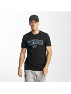New Era T-skjorter NFL Ultra Fan Carolina Panthers svart