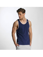 New Era Tank Tops Sandwash blue