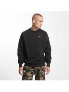 New Era Essential Raglan Sweatshirt Black