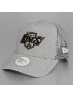 New Era Trucker Cap Heather Team LA Kings grau