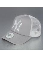 New Era Trucker Cap Clean NY Yankees gray