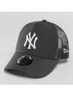 New Era Trucker Cap MLB Heather grey