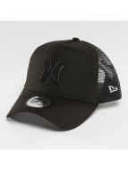 New Era Trucker Cap League Essential NY Yankees schwarz