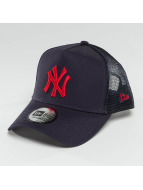 New Era Trucker Capler League Essential NY Yankees mavi