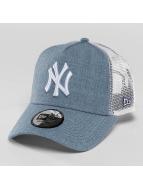 New Era Trucker Caps MLB Heather blå