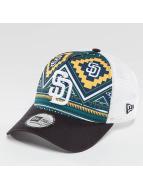 New Era Trucker Caps West Coast Print San Diego Padres mangefarget