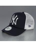 New Era Clean NY Yankees Trucker Cap Navy/White